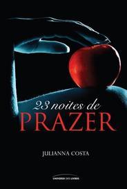 23 Noites De Prazer capa