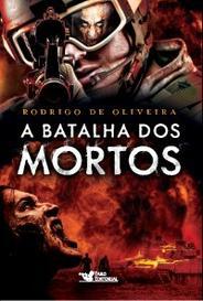 A Batalha Dos Mortos - As Crônicas Dos Mortos - Vol 2 capa