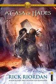 A Casa De Hades  (Os Heróis Do Olimpo #4) capa