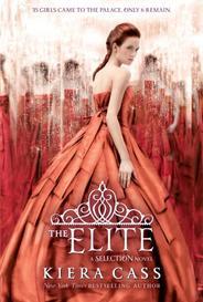 A Elite (A Selecao #2) capa