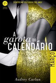 A Garota Do Calendário - Março capa