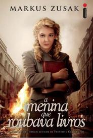 A Menina Que Roubava Livros capa