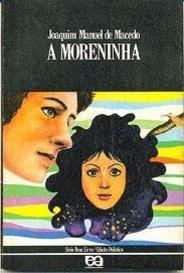A Moreninha (pdf) | por Joaquim Manuel De Macedo | Orelha