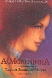 A Moreninha (pdf) | por Joaquim Manuel De Macedo | Orelha de Livro