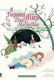 A Pequena Alice No País Das Maravilhas capa