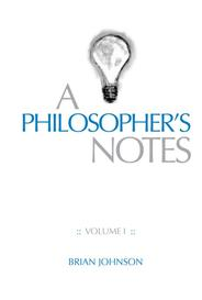 A  Philosopher'S  Notes capa