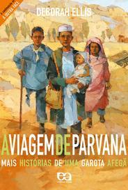 A Viagem De Parvana capa