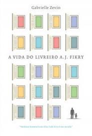 A Vida Do Livreiro A. J. Fikry capa