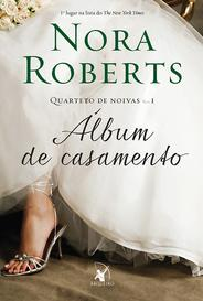 Álbum De Casamento capa