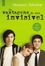 As Vantagens De Ser Invisivel capa