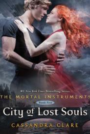 Cidade Das Almas Perdidas (Os Instrumentos Mortais #5) capa