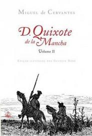 D. Quixote De La Mancha  capa