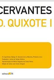 D. Quixote I - Edição De Bolso capa