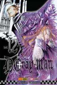 D.Gray-Man #12 capa