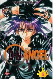 D.N.Angel #05 capa