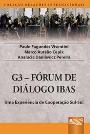 G3 - Forum De Dialogo Ibas Uma Experiencia De Cooperaçao Sul-Sul capa