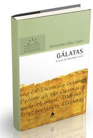 Gálatas - Comentários Expositivos Hagnos capa