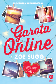 Garota Online capa