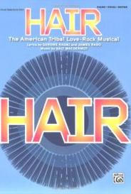 Hair - Vocal Selections capa