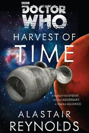 Harvest Of Time capa