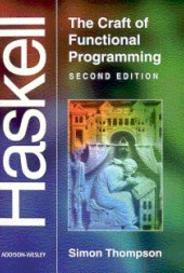 Haskell The Craft Of Functional Programming capa