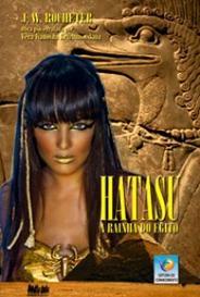 Hatasu: A Rainha Do Egito capa