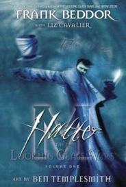Hatter M - Volume 1 capa