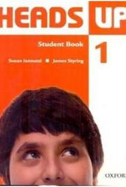 Heads Up 1 - Student´S Book With Multirom capa