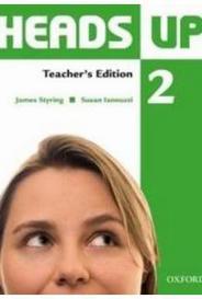 Heads Up 2 - Teacher'S Edition capa