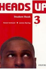 Heads Up 3 - Student´S Book With Multirom capa