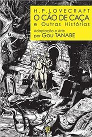H.P. Lovecraft. O Cão De Caça E Outras Histórias - Volume 1  capa