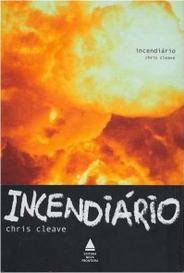 Incendiário capa