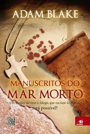 Manuscritos Do Mar Morto capa