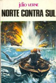 Norte Contra Sul capa