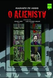 O Alienista (pdf) | por Machado De Assis | Orelha de Livro