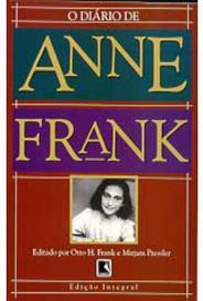 O Diário De Anne Frank capa