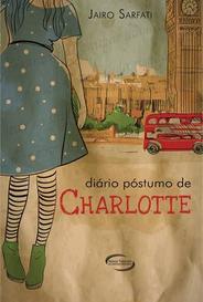 O Diário Póstumo De Charlotte capa