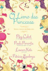 O Livro Das Princesas capa
