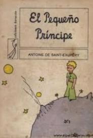 O Pequeno Princípe capa