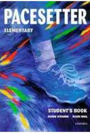 Pacesetter Elementary Student'S Book capa