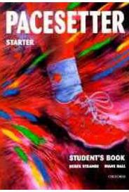 Pacesetter Starter - Studebt'S Book capa