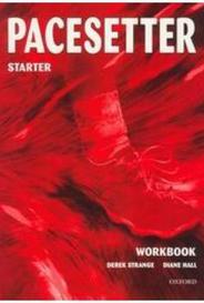 Pacesetter Starter - Workbook capa