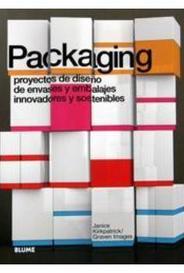 Packaging - Proyectos De Diseño De Envases Y Embalajes Innovadores Y Sostenibles capa
