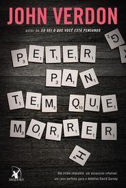 Peter Pan Tem Que Morrer capa