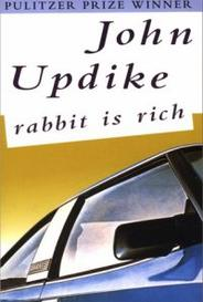 Rabbit Is Rich capa