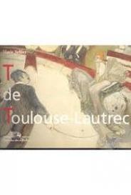 T De Toulouse-Lautrec capa