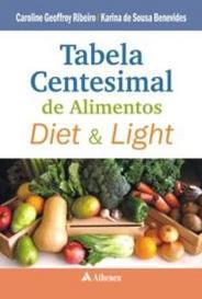Tabela Centesimal Dos Alimentos Diet E Light capa