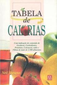 Tabela De Calorias capa