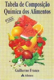 Tabela De Composição Quimica Dos Alimentos capa