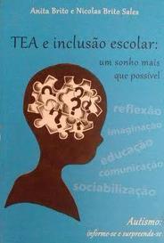Tea E Inclusão Escolar: Um Sonho Mias Que Possível capa